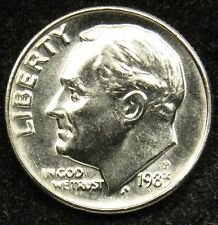 1968 to 2015 P+D Roosevelt Dime Set ~ Does Not Include 1996 W 1982 PD /& 1983PD