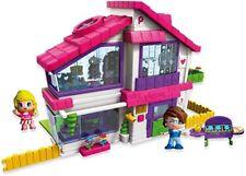 Pin y Pon Villa con Muñecos Casa Pinypon de 58x40 cm con Luces y Sonidos Reales