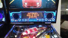 The Getaway High Speed 2 HS2 -Lighted Pinball LED Speaker Panel -BASIC