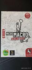 MicroMacro - Crime City - Spiel des Jahres 2021 - Micro Macro