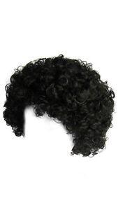 Afro Wig Adult 70s Disco Hippie Halloween Costume new men's woman's