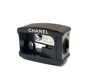 Chanel Eye Lip Eyebrow Pencil Makeup Sharpener 100% Authentic
