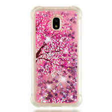 Dynamic Liquid Glitter Quicksand Case Cover For Samsung S9 S8 S7 A8 A5 J3 J5 J7