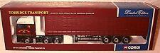 ERF ECT Curtainside Torridge Transport Ltd ed CC13402