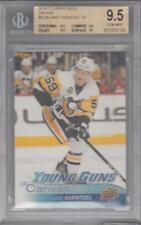 2016-17 Upper Deck Canvas #C235 Jake Guentzel YG Penguins BGS 9.5 7260