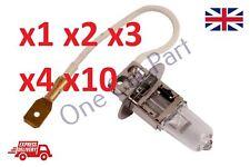 H3 453 CAR HALOGEN SPOT LAMP MAIN BEAM FOG LIGHT BULB 12V 55W PK22s 2,3,4,10pcs