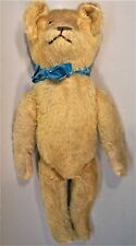 Big 18 inch Yellow IDEAL Teddy Bear, Fully Jointed