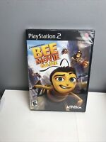 Bee Movie Game (Sony PlayStation 2, 2007) PS2 Brand New Black Label Sealed Mint