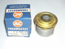 Bellows type THERMOSTAT genuine AC ref TC13 opens 88C 191Farenheit