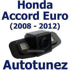 Honda Accord Euro CU1/2 coche cámara de reversa espejo retrovisor de aparcamiento marcha atrás atrás et
