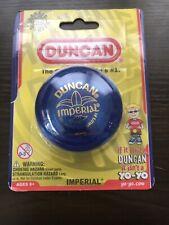 """Duncan Imperial Blue Yo Yo Original Classic YoYo World""""s #1"""