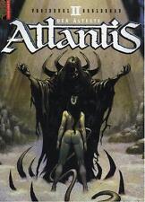 Atlantis 2, Splitter