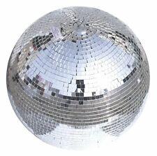 EUROLITE Spiegelkugel Discokugel Mirror Ball 50 cm mit Kette