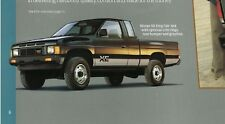 Nissan Hardbody D21 Pickup LH Stripe Graphics Kit 86-97 XE 63886-S4091
