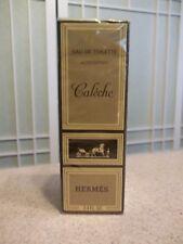 Rare Vintage Hermes Caleche 2.4 oz Eau De Toilette Perfume Old Formula NIB