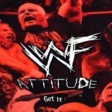 """Wwf """"Attitude Era"""" Full Episode Collection (1997-2002)"""