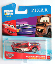 Disney Pixar Cars Pixar Fest Edition Lightning McQueen Imperfect Packaging Save