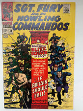 Sgt. Fury and his Howling Commandos #48 7.0-ish