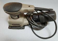 Porter Cable Palm Sander Model 342,  1/4 sheet