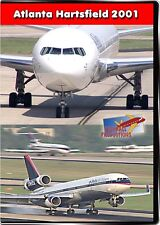 Atlanta Hartsfield International Airport 2001 DVD NEW Highball Planes MD80 L1011