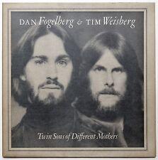 Dan Fogelberg Tim Weisberg Twin Sons of Different Vinyl LP Gatefold 1978 VG+/EX