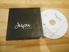 CD Pop Jasper - So Lala (2 Song) Promo SONY / ARIOLA cb