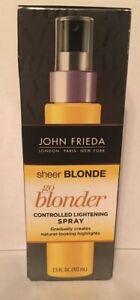 John Frieda Go Blonder Controlled Lightening Spray 3.5 Fl - FOR BLONDE HAIR