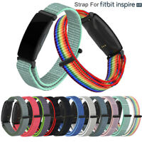 Band Watch Band Armbänder Nylon Loop Strap Armband For Fitbit Inspire HR