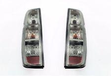 COPPIA di STEALTH Affumicato Posteriore Luci di coda per Nissan Navara D40 2.5TD (05-13) DEPO
