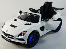 Kids Ride on car 12V Licensed Mercedes SLS,Electronic and remote control with Up