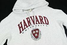 Harvard University Hoodie Sweatshirt College Gray H&M Mens M Gray Soft
