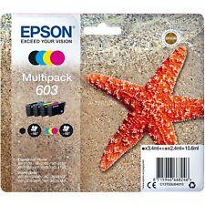 Cartuccia Epson 603 multipack stella marina originale