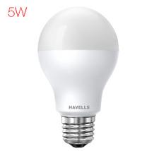 havells led lamp 10watt b-22,&  e-27  base cool day light & warm white