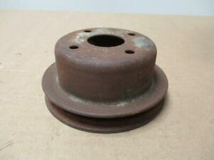 1941 41-54 Chevy GMC Truck 216 235 Water Pump Pulley