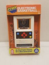 Classic Electronic Basketball Handheld Game. No.09505. Brand New.