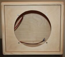 rawcabs 1x10 close back pine extension speaker cabinet