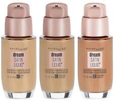 Maybelline Dream Satin Liquid Foundation + Hydrating Serum-Choose your color