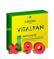 VITALFAN 90 CAPS ANTICAIDA PROGRESIVA ANTICHUTE RENE FURTERER