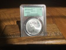 Beautiful 1993-P (ICG-MS69) Jefferson Silver Dollar