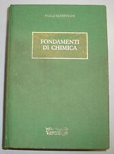 Fondamenti di chimica - Paolo Silvestroni - Veschi 8a edizione