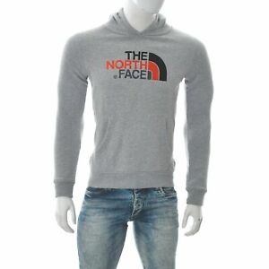 The North Face Youth Junior Hand Pocket Graphic Hoodie Jumper Size XL (18-20)