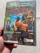 NIB Banjo-Kazooie: Nuts & Bolts & Viva Pinata -Platinum Hits Xbox 360 New Sealed