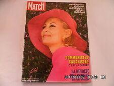 PARIS MATCH N°1149 15/05/1971 MICHELE MORGAN MODE KENZO TAKADA      K45