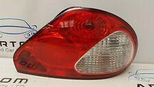 01-09 JAGUAR X-TYPE SALOON REAR RIGHT DRIVER SIDE TAIL LIGHT / TAILIGHT / LAMP