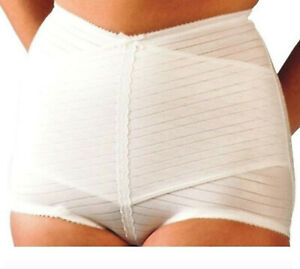SILHOUETTE SM XN6 LITTLE X, LIGHTWEIGHT, PANTIE GIRDLE IN WHITE OR BLACK