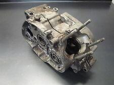 1973 73 SUZUKI RV125 RV 125 MOTORCYCLE ENGINE MOTOR CRANKCASE CASES GUARD CASE