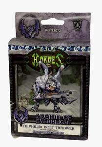 Hordes Legion Everblight Nephilim Bolt Thrower Light Warbeast Miniatures NEW