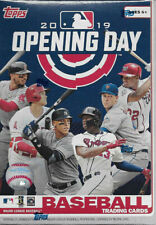 2019 Topps OPENING DAY Baseball Blaster Box of Packs Possible AUTOGRAPHS JERSEYS