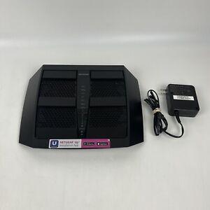 NETGEAR Nighthawk X6 Smart Wi-Fi Router R8000 AC3200 Tri-band