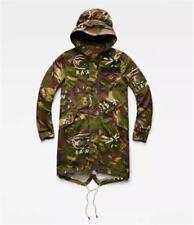 G Star Men's Rovic Camo Batt Parka Jacket Coat New with Tags Size L Large